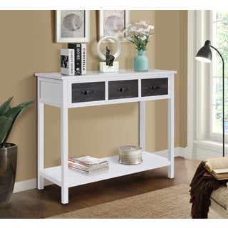 Gallerie Decor Adirondack Console Table
