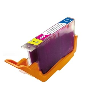 Refilled Insten Magenta Non-OEM Ink Cartridge Replacement for Canon PGI-9M/ 9 M