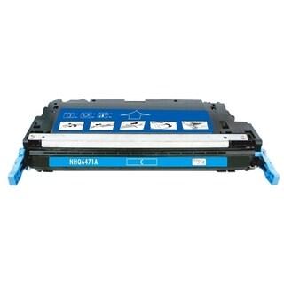 INSTEN Cyan Toner Cartridge for HP Q6471A/ CLJ3600/ 3600n