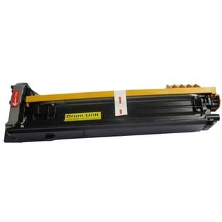 Insten Premium Yellow Color Toner Cartridge A0DK232 for MagiColor 4650 Series