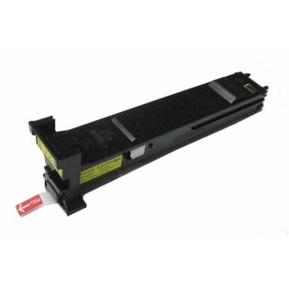 Insten Premium Yellow Color Toner Cartridge A06V233 for MagiColor 5550/ 5570/ 5650/ 5670