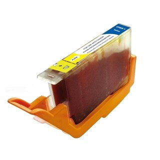 Insten Yellow Non-OEM Ink Cartridge Replacement for Canon PGI-9Y/ 9 Y