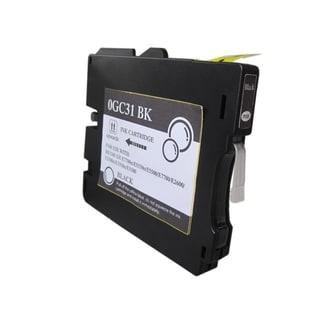 INSTEN Ricoh GC31/ GC31HBK Compatible Black Ink Cartridge