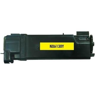 Insten Premium Yellow Color Toner Cartridge 106R01280 for Xerox Phaser 6130