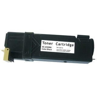 Insten Premium Black Color Toner Cartridge WC6505/ 106R01597 for Xerox Phaser 6500/ 6500n