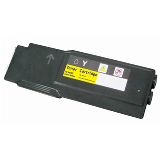 Insten Premium Yellow Color Toner Cartridge WC6605/ 106R02227 for Xerox Phaser 6600/ 6600dn