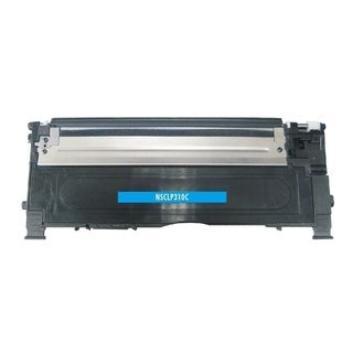 Refilled Insten CLT-C409S Cyan Non-OEM Toner Cartridge Replacement for Samsung CLP 310/310N/315/315W