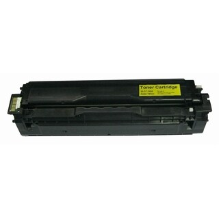 INSTEN Toner for Samsung CLT-Y504S/ CLP-415NW/ CLP-4195FW