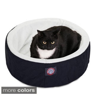 Majestic Pet Products Cat Cuddler Pet Bed