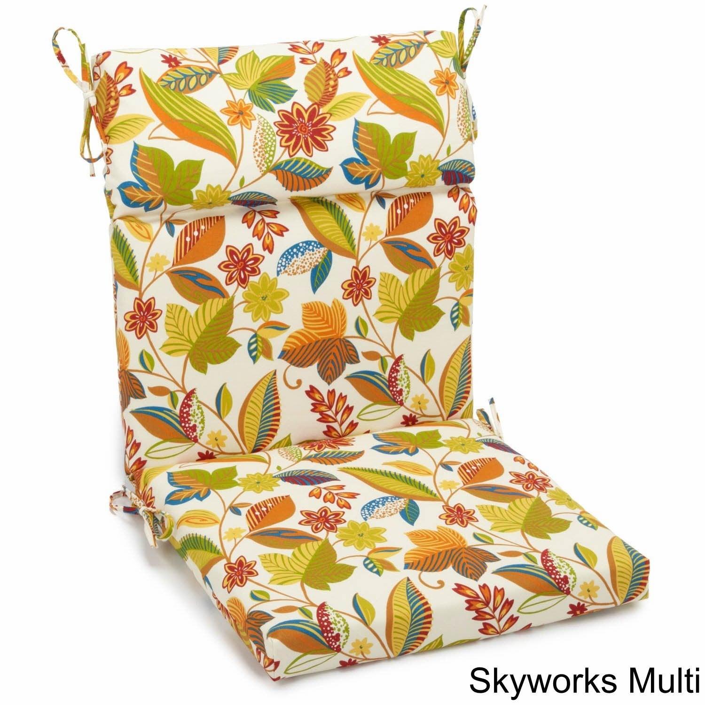 20 Inch Wide Patio Chair Cushions