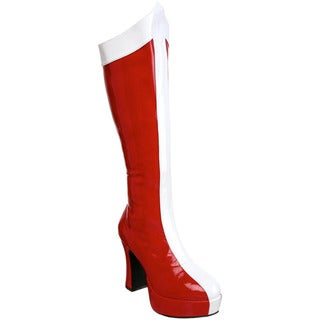Funtasma Women's 'EXOTICA-305' Chunky Heel Super Hero Knee-high Boots