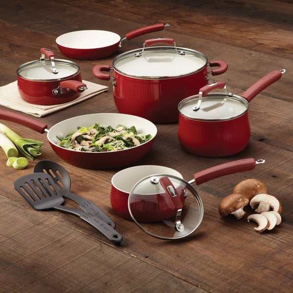 Paula Deen Savannah Collection Aluminum Nonstick