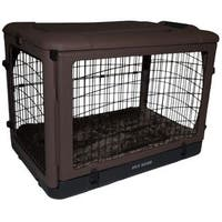 The Other Door Deluxe 27-inch Steel Crate