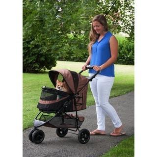 Pet Gear No-zip Special Edition Pet Stroller