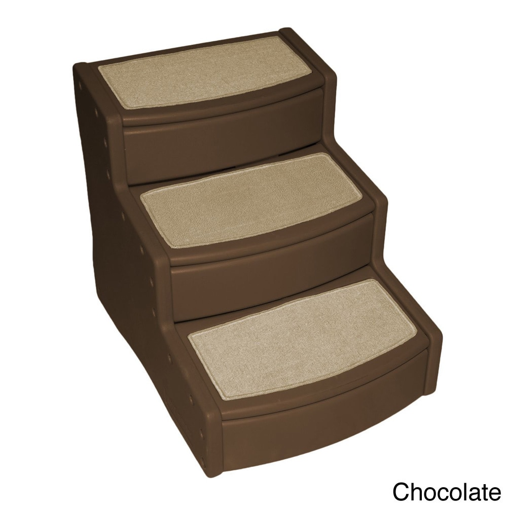 Pet Gear Extra Wide Easy Step III Pet Stair (Chocolate), ...