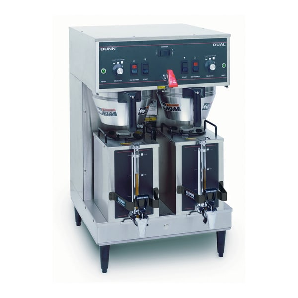 BUNN 20900.0011 Dual Satellite Brewer - Free Shipping Today - Overstock.com - 15673101