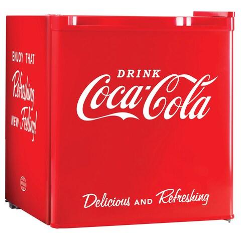 Nostalgia Coca-Cola Series CRF170COKE 20.4-inch Mini Fridge