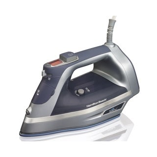 Hamilton Beach  Durathon Nonstick Soleplate Digital Iron