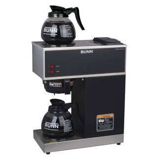 Bunn Coffee Maker Overstock : BUNN VPR 12-cup Pourover Commercial Coffee Brewer - Free Shipping Today - Overstock.com - 15673088