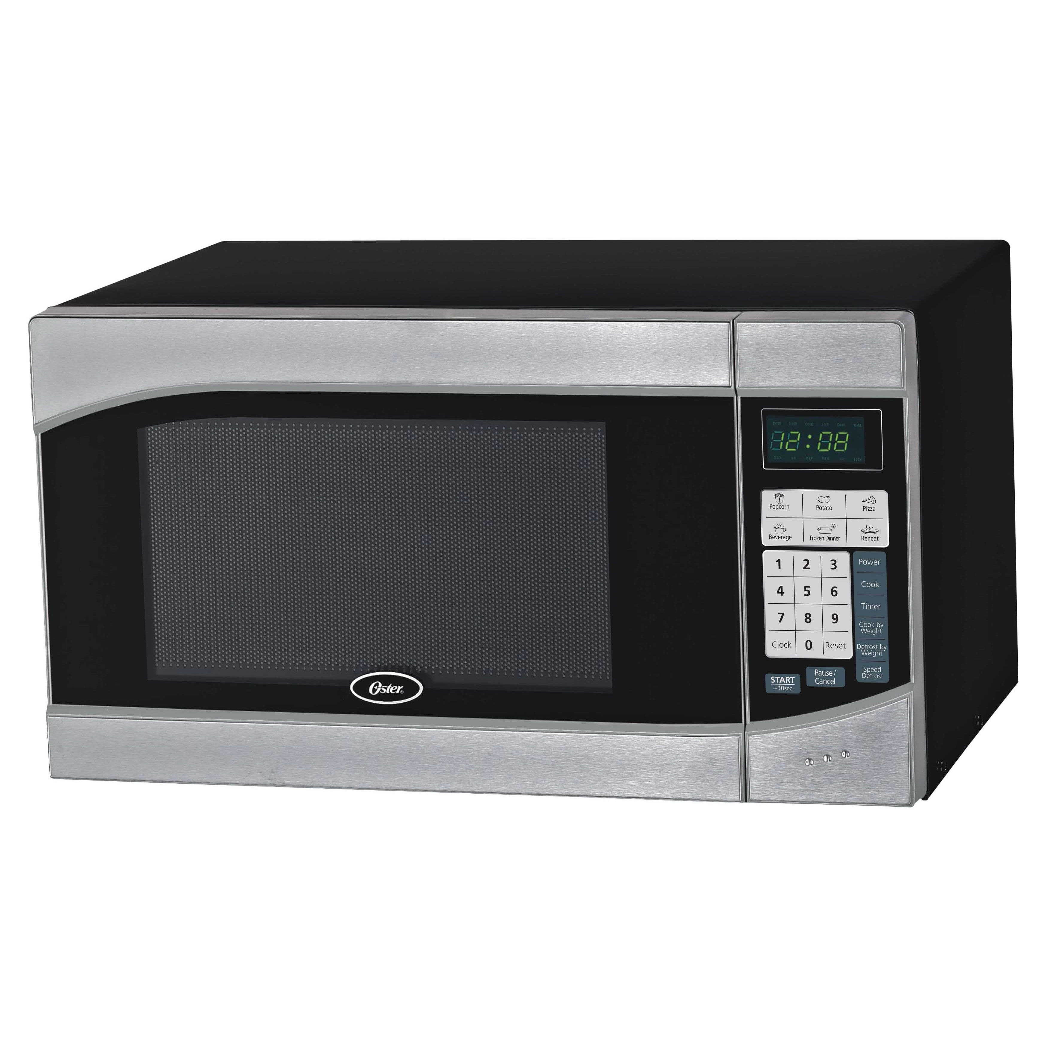 Oster OGH6901 0.9 Cubic Foot Digital Microwave Oven (Micr...