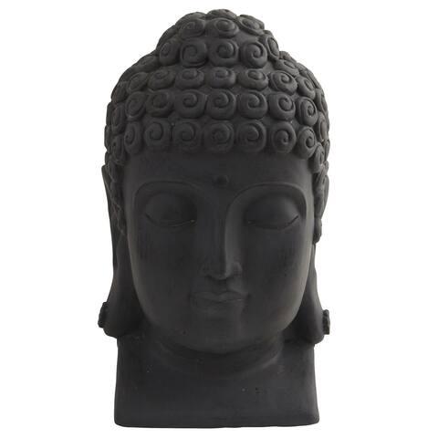 Buddha Head Indoor/ Outdoor Sculpture