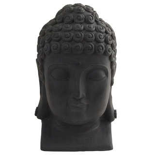 Buddha Head Indoor/ Outdoor Sculpture