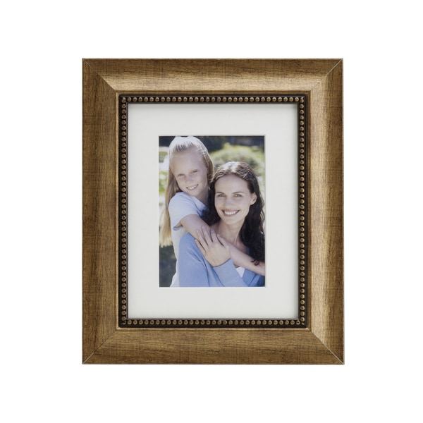 Shop Melannco 16x20-inch Antique Gold Photo Frame - Free Shipping On ...