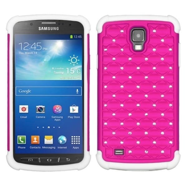 INSTEN TotalDefense Phone Case Cover for Samsung i537 Galaxy S4 Active