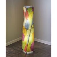 Handmade Twist Large Floor Lamp
