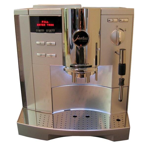 jura impressa s9a avantgarde automatic coffee center refurbished - Jura Coffee Maker