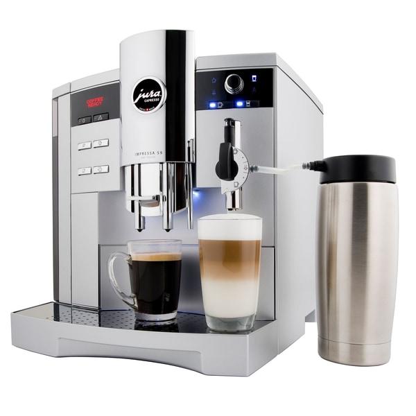 Jura Impressa S9 One Touch 96-ounce Espresso Machine (Refurbished)