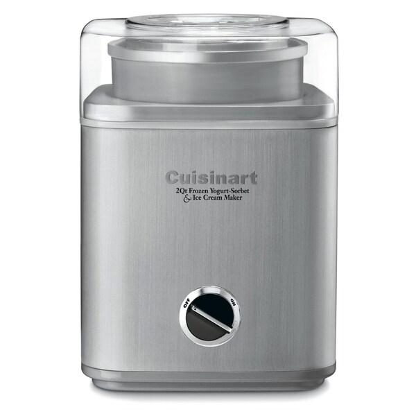 Cuisinart 2-quart Automatic Ice Cream Maker (Refurbished)