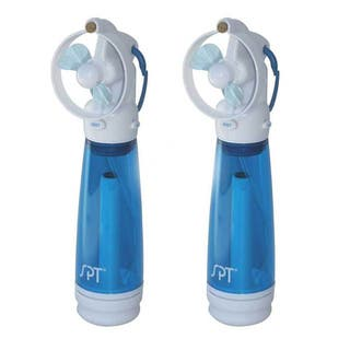 SPT Personal Hand-held Misting Fans (Set of 2)|https://ak1.ostkcdn.com/images/products/8368469/SPT-Personal-Hand-held-Misting-Fans-Set-of-2-P15674828.jpg?impolicy=medium