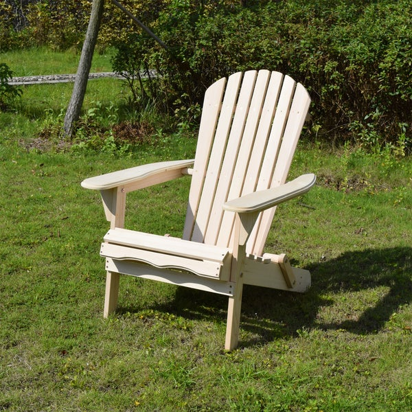 Porch U0026amp; Den Buckhead Arden Natural Finish Chair Kit
