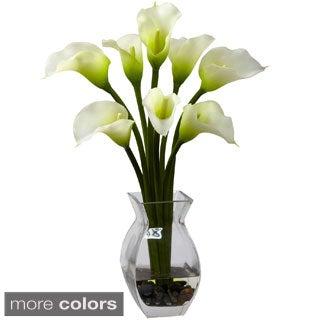 Classic Calla Lily Floral Arrangement