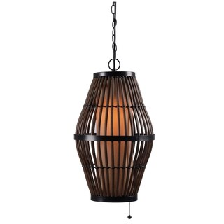Lavinta 1-Light Outdoor Pendant