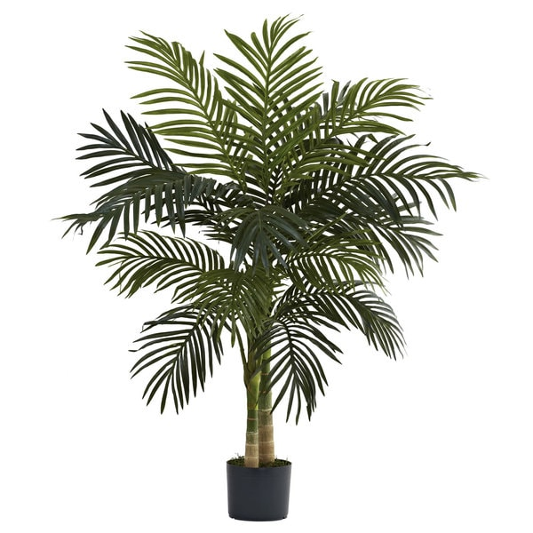 Nearly Natural Golden Cane Palm 4 by Nearly Natural