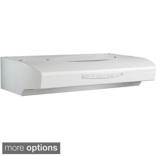 Broan QS330 Allure Series 30-inch Under Cabinet 430 CFM Range Hood
