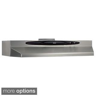 Broan QT236 Series 36-inch Under Cabinet 200 CFM Range Hood
