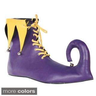 Funtasma Jester Men's Clown Halloween Lace-up One-size Ankle Boots|https://ak1.ostkcdn.com/images/products/8368917/Funtasma-Jester-Mens-Clown-Halloween-Lace-up-One-size-Ankle-Boots-P15675144.jpg?impolicy=medium