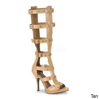 Funtasma Women's 'Gladiator-208' Mid-calf Roman Sandals (3 options available)