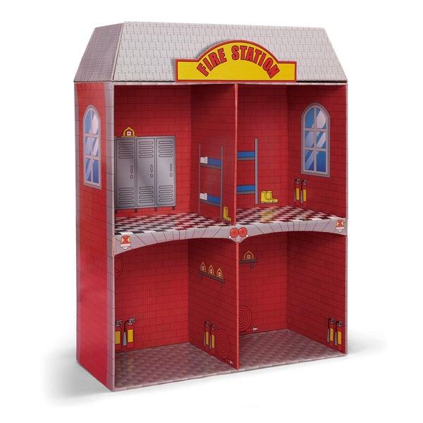 Adventure Fire Station Set