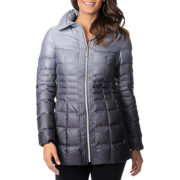 Vince Camuto Women's Ombre Fashion Down Jacket