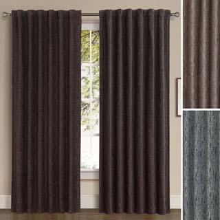 Shop Vcny Tillman Back Tab Curtain Panel Free Shipping