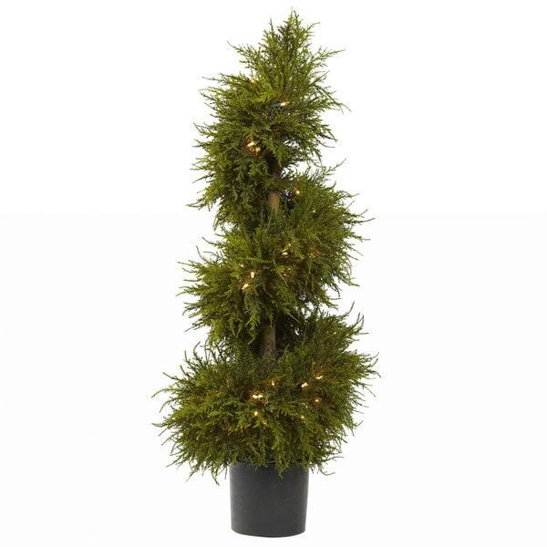 Overstock Christmas Trees