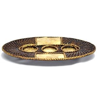 12.5 X 7 Oval Platter