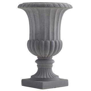 Indoor/ Outdoor 16.5-inch Decorative Urn