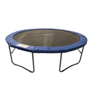 Super Trampoline Replacement 10 ft. Round Blue Safety Pad Spring Cover