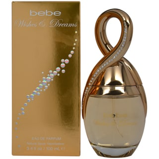 Bebe Wishes & Dreams Women's 3.4-ounce Eau de Parfum Spray