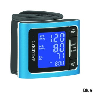 Premium Fashion Blood Pressure Wrist Monitor